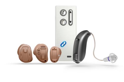 Hearing aid remote control